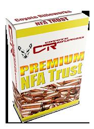 Coyote Rifleworks Premium NFA Trust